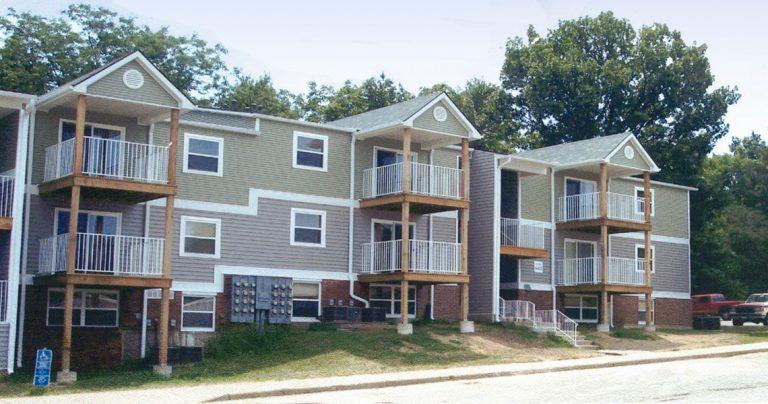 RPG NOLA - An Affordable Housing Developer (LIHTC) - Ashley Park Apartments After - Acquisition/Rehabs, Kansas City, Missouri