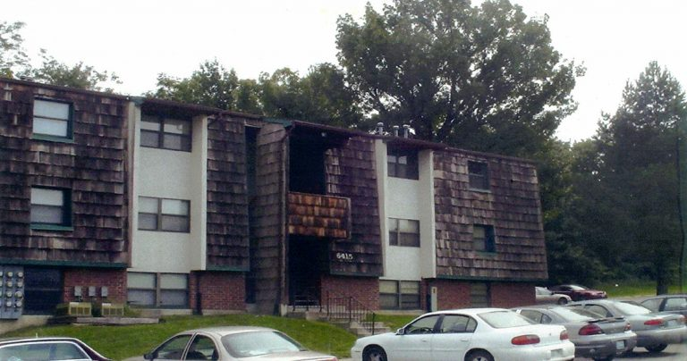RPG NOLA - An Affordable Housing Developer (LIHTC) - Ashley Park Apartments Before - Acquisition/Rehabs, Kansas City, Missouri