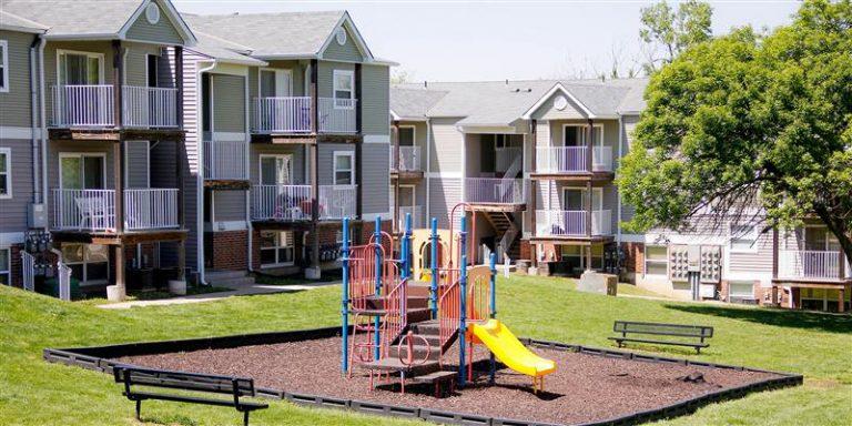 RPG NOLA - An Affordable Housing Developer (LIHTC) - Ashley Park Apartments Playground - Acquisition/Rehabs, Kansas City, Missouri