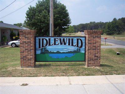 idlewild-sign